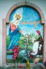 cappella votiva color image