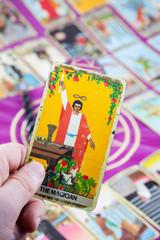 The Magician, Tarot card, Major Arcana
