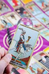 Knight of Cups, Tarot card, Major Arcana