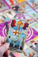 Judgement, Tarot card, Major Arcana