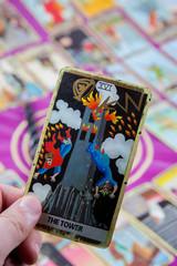 The Tower, Tarot card, Major Arcana