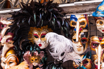 venezianische Masken 2