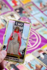 King of Swords, Tarot card, Major Arcana