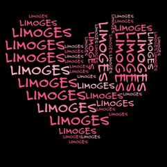 Ich liebe Limoges | I love Limoges