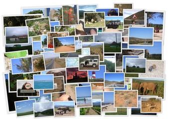 Fotoabzüge Collage