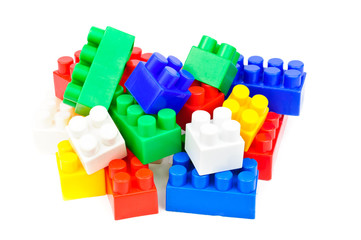 Children's Designer of the bricks