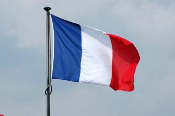 Trikolore, Flagge, Fahne, Frankreich