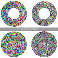 Radial Collection 1