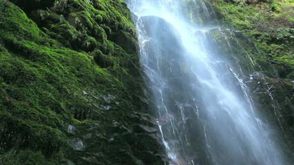 Wall Mural - Beautiful Waterfall