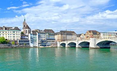 Altstadt Basel - Schweiz