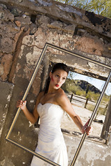 Framed Bride