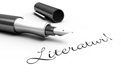 Literatur! - Stift Konzept