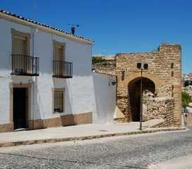 Santa Lucia Gateway, Ubeda, Spain © Arena Photo UK