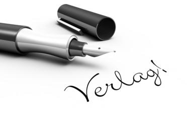 Verlag! - Stift Konzept