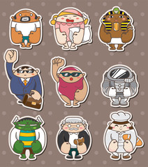 people  caree stickers