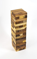 wooden block game