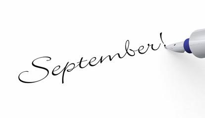 Stift Konzept - September!