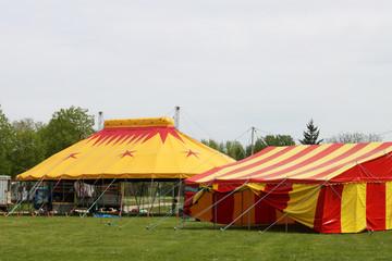 tendone del circo