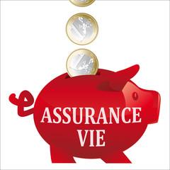 COCHON_Tirelire_Assurance Vie