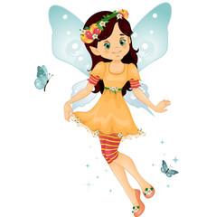 Fatina pesca-Peach fairy