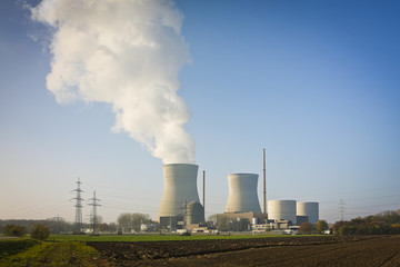 nuclear power plant Gundremmingen