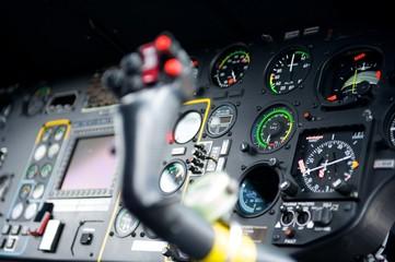 Cockpit Super Puma AS332