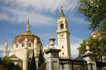 Church of San Manuel y San Benito, Madrid