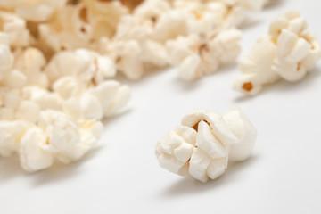 heap of popcorn