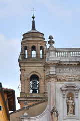 Sanctuary Basilica of Fontanellato. Emilia-Romagna Italy.