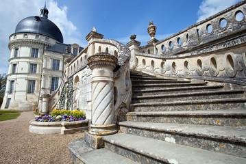 Fotobehang Kasteel castle of Valencay, France