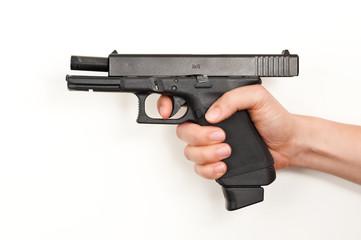 Pistole in Hand