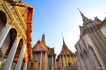 Wat phra kaew Grand palace