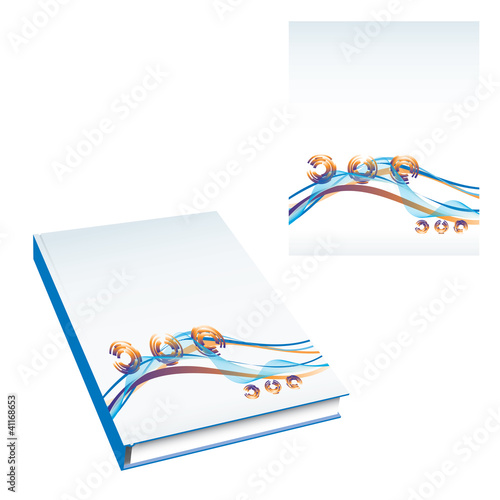 book cover design template stock image and royalty free vector