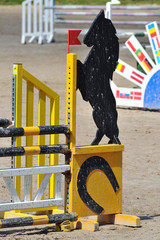 obstacle de jumping