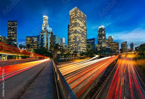 Fototapete Los Angeles