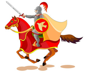 Papiers peints Super heros Equestrian of the Apocalypse,War