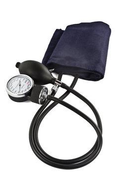Sphygmomanometer isolated