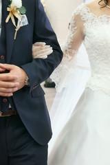 花婿と花嫁