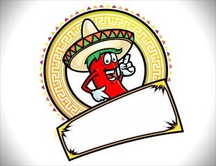 Logotipo Chile Mexicano