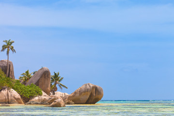 Anse Source d'Argent - Seychellen - Seychelles