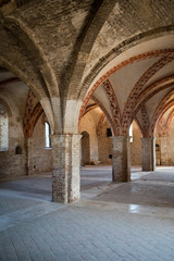 Abbey of San Galgano, Tuscany, Italy