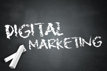 "Blackboard ""Digital Marketing"""