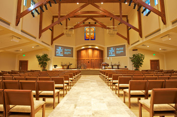 Modern Chapel