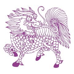 QiLin (Chinese mythological creature)