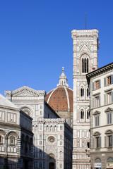 Wall Mural - Firenze - Piazza del Duomo
