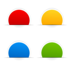 Circle a sticker