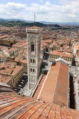Wall Mural - Florence - Campanile vu de la coupole