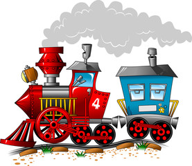 red engine