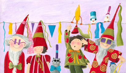 Carnival of Dwarfs