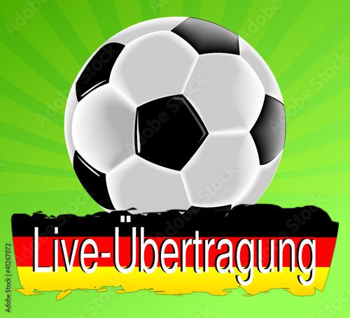 live übertragungen fussball